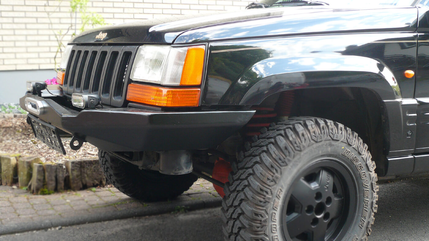 Flatland4x4 – Jeep Bumpers and Parts Plans